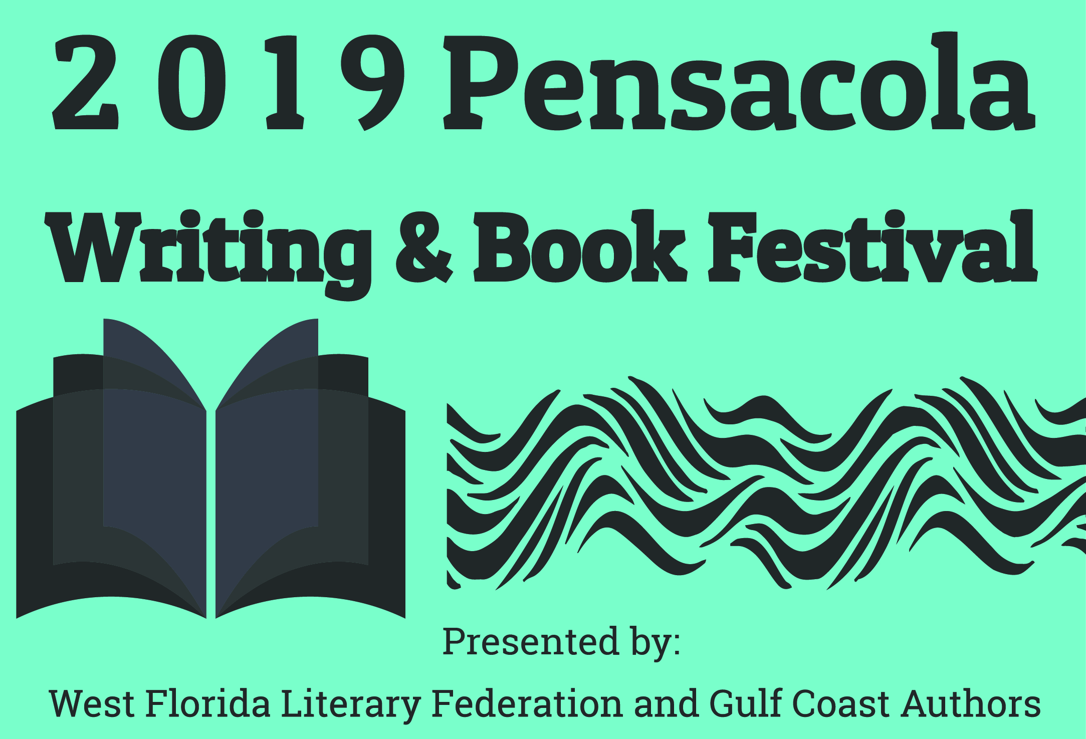 2019 Pensacola Writing and Book Festival